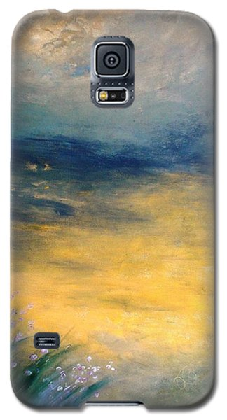 Cloudy Horizon Galaxy S5 Case
