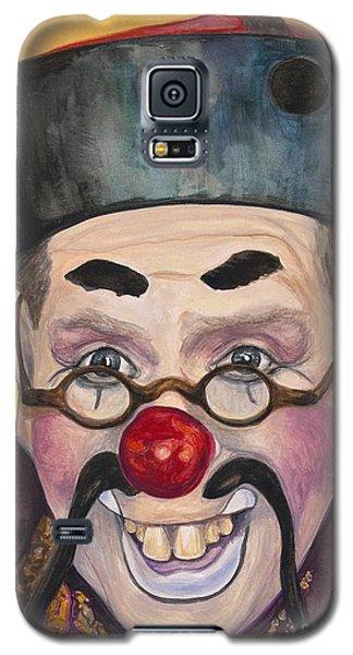 Watercolor Clown #15  Bill Gillespie Galaxy S5 Case