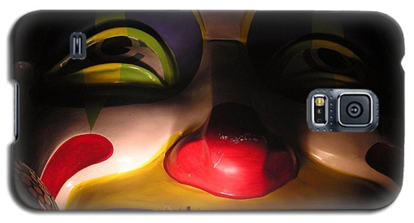 Clown In The Antique Shop Galaxy S5 Case