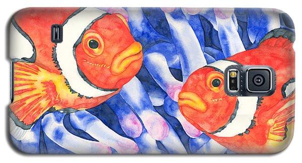 Clownfish Couple Galaxy S5 Case