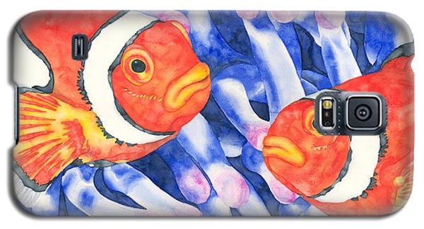 Clownfish Couple Galaxy S5 Case