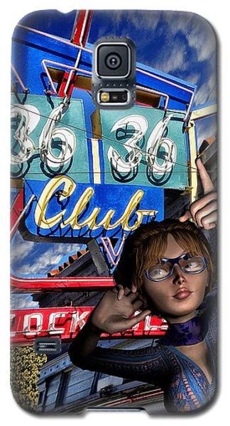 Club 36 Galaxy S5 Case
