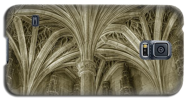 Cluny Museum Ceiling Detail Galaxy S5 Case