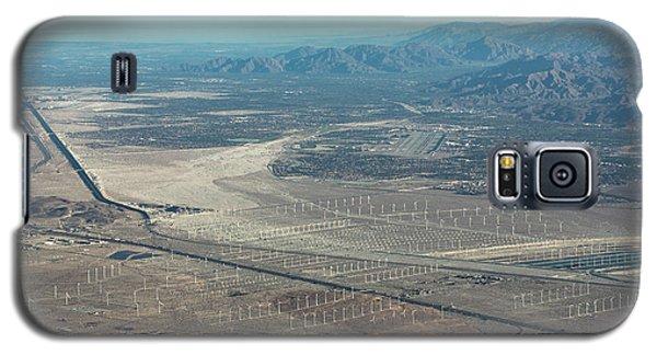 Coachella Valley Galaxy S5 Case