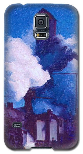 Coal Station Galaxy S5 Case
