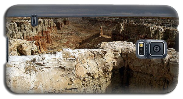 Galaxy S5 Case featuring the photograph Coal Mine Mesa 08 by Jeff Brunton