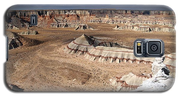 Galaxy S5 Case featuring the photograph Coal Mine Mesa 11 by Jeff Brunton