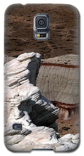 Galaxy S5 Case featuring the photograph Coal Mine Mesa 14 by Jeff Brunton