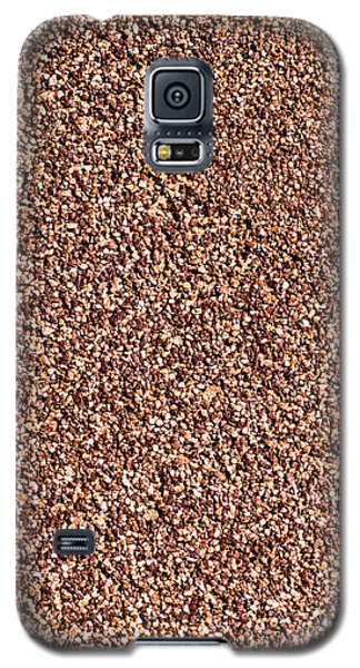 Coarse Grained Texture Galaxy S5 Case by Alexander Senin