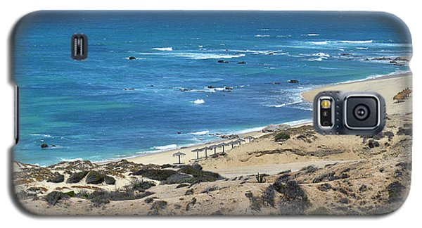 Galaxy S5 Case featuring the photograph Coast Baja California by Christine Till