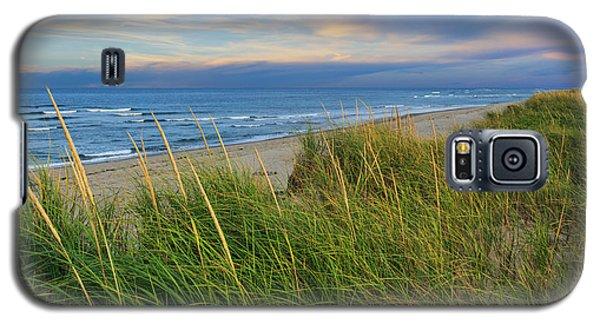 Coast Guard Beach Cape Cod Galaxy S5 Case by Bill Wakeley