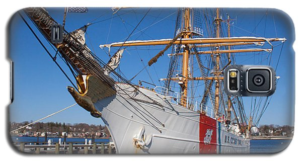 Coast Guard Cutter Eagle Galaxy S5 Case