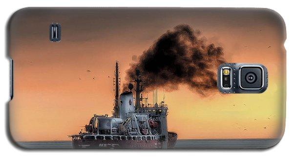 Coast Guard Cutter Galaxy S5 Case