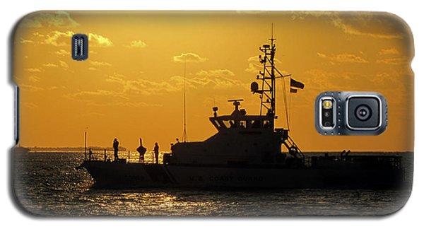 Coast Guard In Paradise - Key West Galaxy S5 Case