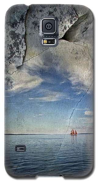 Coast Of Maine Galaxy S5 Case