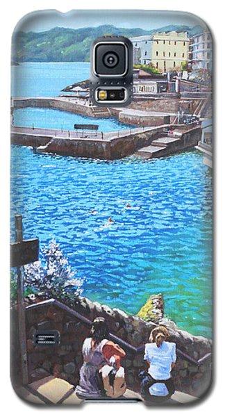 Coast Of Plymouth City Uk Galaxy S5 Case