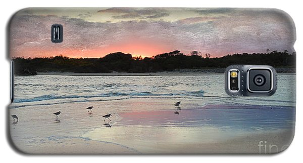 Coastal Beauty Galaxy S5 Case by Betty LaRue
