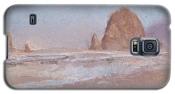 Coastal Escape  Cannon Beach Oregon And Haystack Rock  Galaxy S5 Case