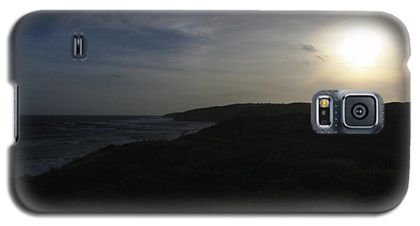 Coastal Evening Sun Galaxy S5 Case