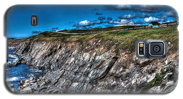 Galaxy S5 Case featuring the photograph Coastal Nova Scotia by Joe  Ng