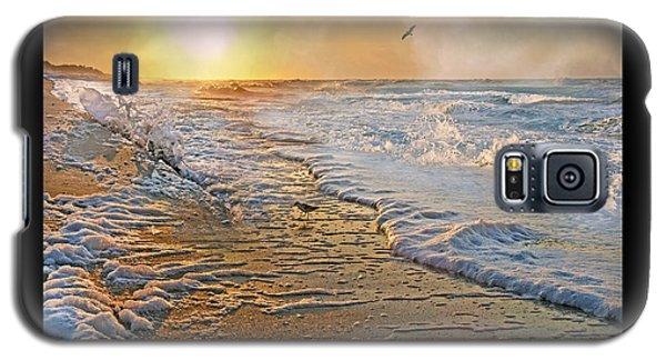 Osprey Galaxy S5 Case - Coastal Paradise by Betsy Knapp