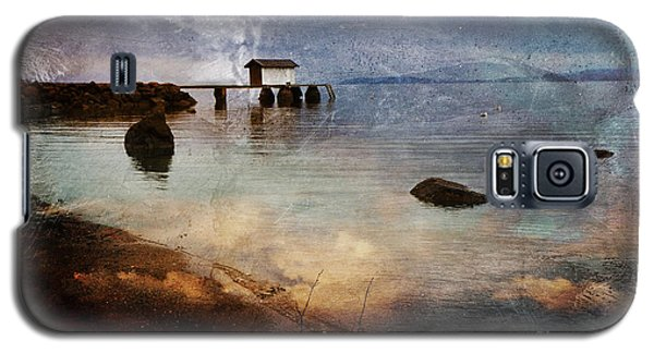 Coastal Path Galaxy S5 Case