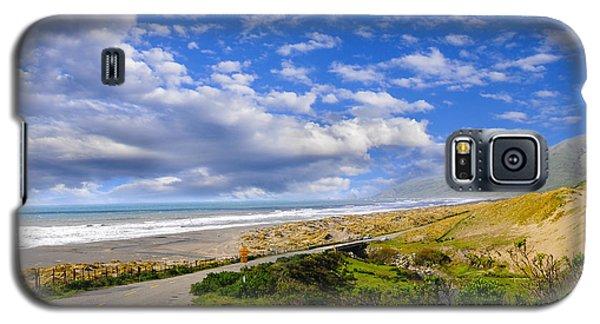 Coastal Road Galaxy S5 Case