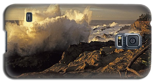 Coastal Storm Wave Galaxy S5 Case