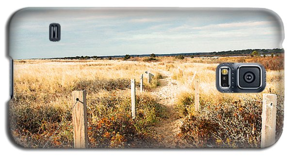 Galaxy S5 Case featuring the photograph Coastal Trail by Brooke T Ryan