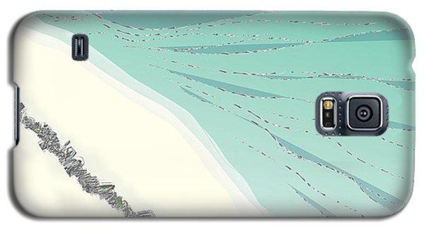 Coastal Wash Galaxy S5 Case