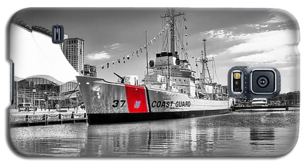Coastguard Cutter Galaxy S5 Case