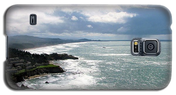 Coastline At Salishan Galaxy S5 Case