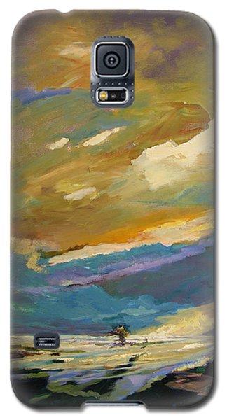Coastline Galaxy S5 Case