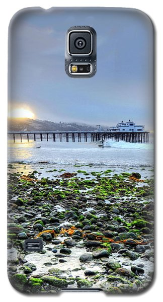 Cobblestone Sunrise At The Bu Galaxy S5 Case