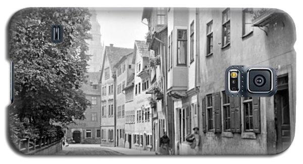 Coburg Germany Street Scene 1903 Galaxy S5 Case