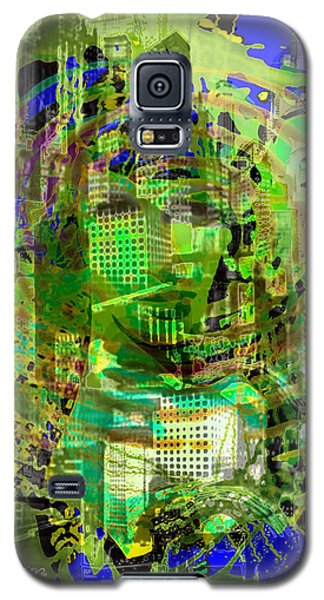 Cobwebs Of The Mind Galaxy S5 Case