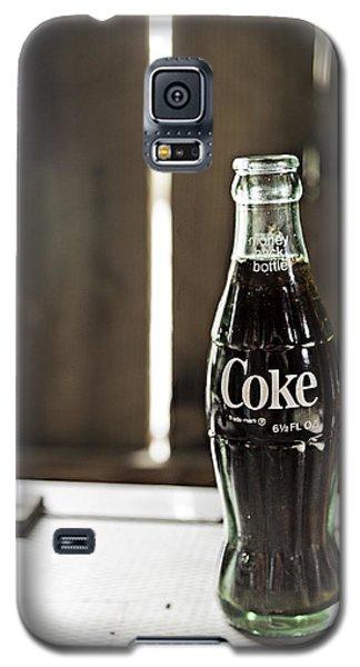 Coca-cola Bottle Return For Refund 8 Galaxy S5 Case