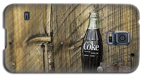 Coca-cola Bottle Return For Refund 9 Galaxy S5 Case