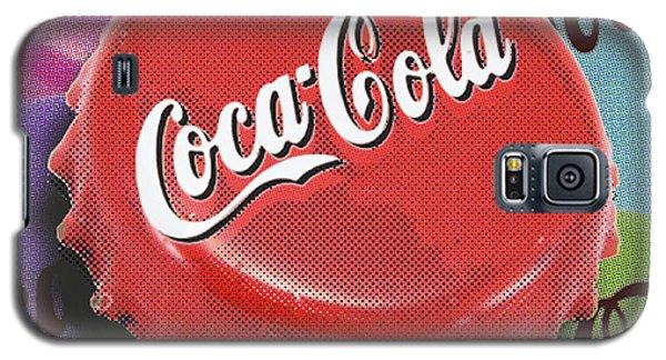 Coca-cola Cap Galaxy S5 Case