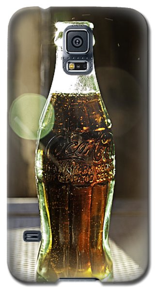 Coca-cola In The Light Of Day Galaxy S5 Case