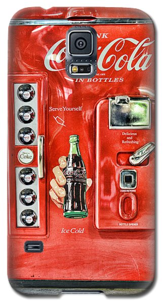 Coca-cola Retro Style Galaxy S5 Case