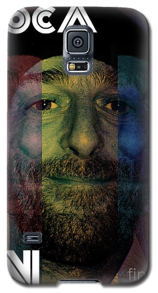 Galaxy S5 Case featuring the photograph Coca In  One by Sir Josef - Social Critic - ART