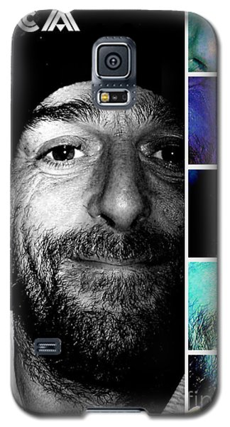 Galaxy S5 Case featuring the photograph Coca In Part 2 by Sir Josef - Social Critic - ART