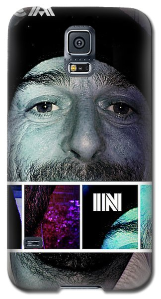 Galaxy S5 Case featuring the photograph Coca In Part 3 by Sir Josef - Social Critic - ART