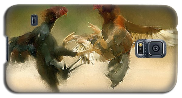 Cockfight Galaxy S5 Case