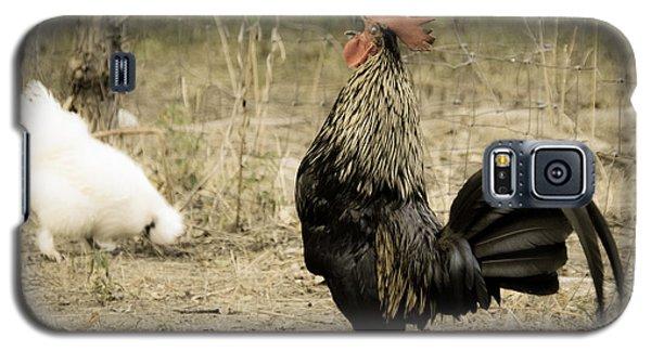Cockadoodledoo Galaxy S5 Case
