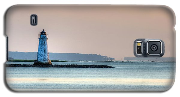Cockspur Lighthouse Galaxy S5 Case