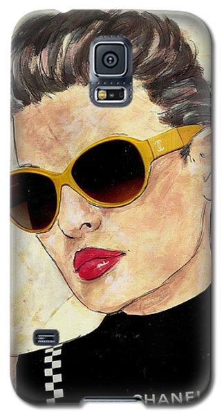 Coco Galaxy S5 Case by P J Lewis