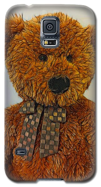 Galaxy S5 Case featuring the digital art Coco by Steven Richardson