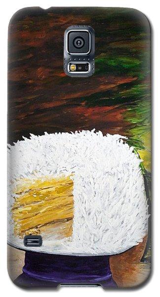 Coconut Cake Galaxy S5 Case